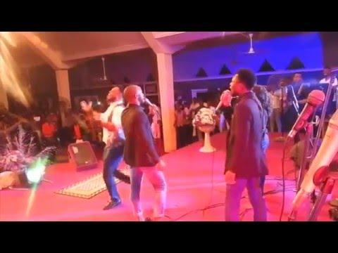 Tim Godfrey & Xtreme Live (Benin) By My Tehillah (subjects of praise)