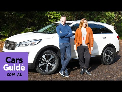 Kia Sorento SLi diesel 2016 review | Torquing Heads video
