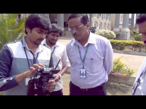 INNOVATIVE PROJECTS from CSE students SSCE
