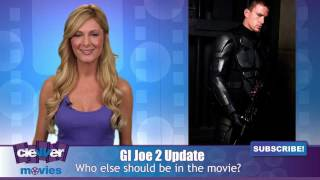 Ray Stevenson Cast As 'G.I. Joe 2: Cobra Strikes' Villain