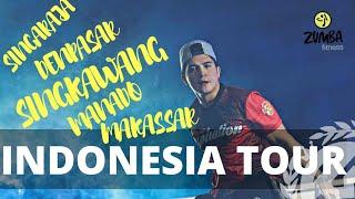 KRAMER in Indonesia Tour (Bali,Singkawang,Manado,Makassar)