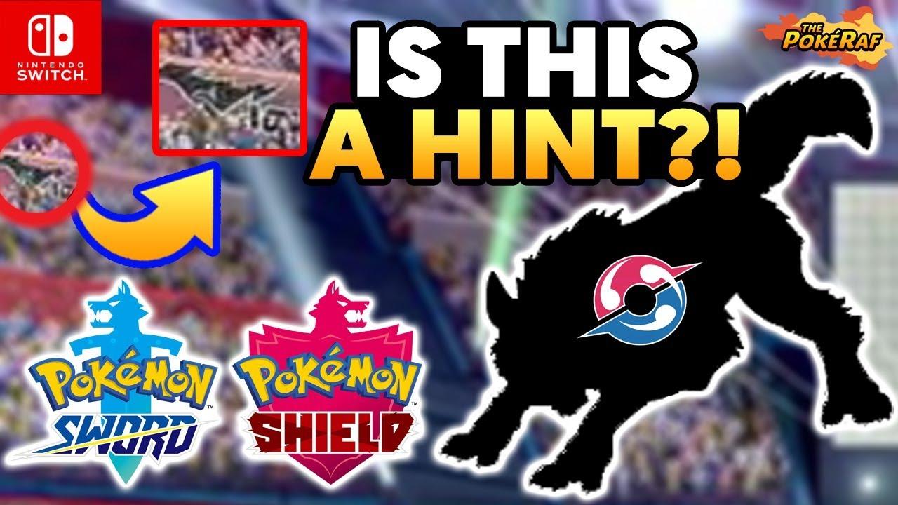 New Secret Legendary Pokemon Revealed Legendary Wolf Forms