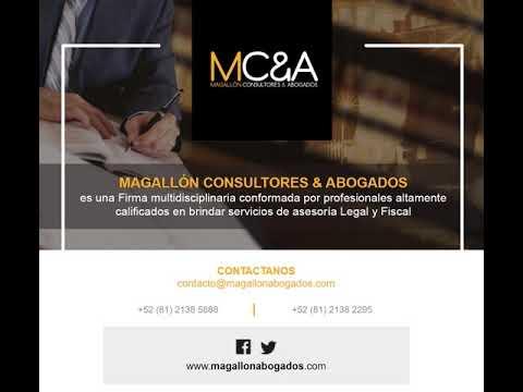¿Necesita asesoria contable y legal para su empresa en Monterrey Nuevo Leon?