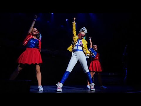 """JoJo Siwa """"Queen""""  performance We Will Rock youAnother one bites the dustWe are The Champions"""