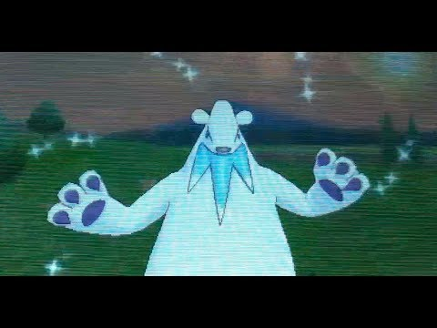 (FoYT!) LIVE! Shiny Beartic after ~400 RE's! - YouTube