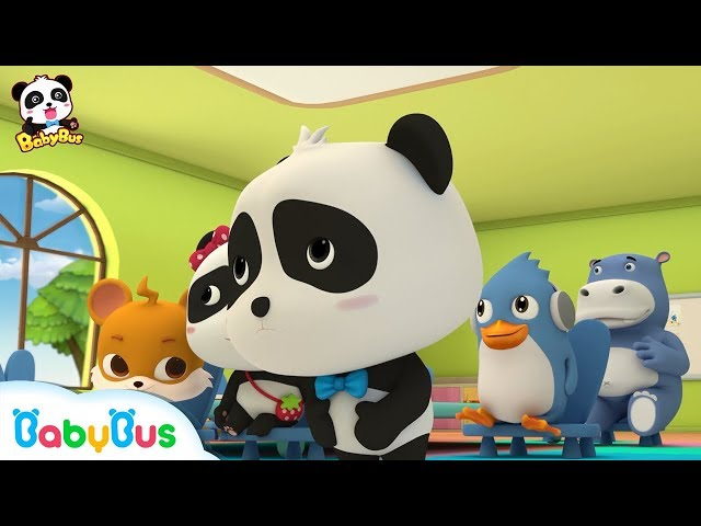 Baby Panda Wanna Get Red Flowers | Help Mr.Dao Find a Key | Magical Chinese Characters | BabyBus