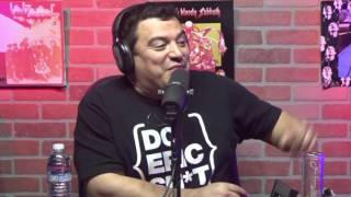 The Church Of What's Happening Now #476 - Carlos Mencia