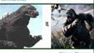 GODZILLA VS  KING KONG.wmv
