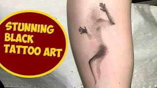Video Stunning Black Tattoo Art That Will Leave You Speechless download MP3, 3GP, MP4, WEBM, AVI, FLV Juni 2018