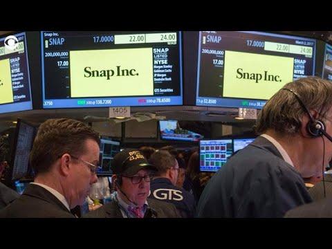 Behind Snap's stock slide
