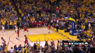3rd Quarter, One Box Video: Golden State Warriors vs. Houston Rockets