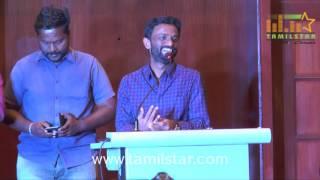 Director Pandiraj Press Meet