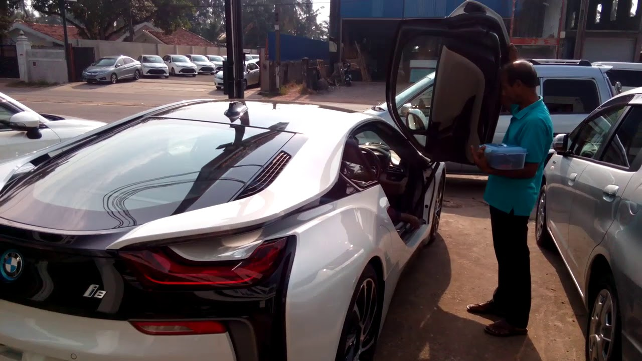 Sri Lanka Bmw I8 Youtube
