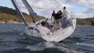 Dehler 38 Boat Test - Pittwater