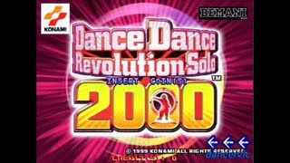 "Japan's AC Ver. ""DDR Solo 2000"""