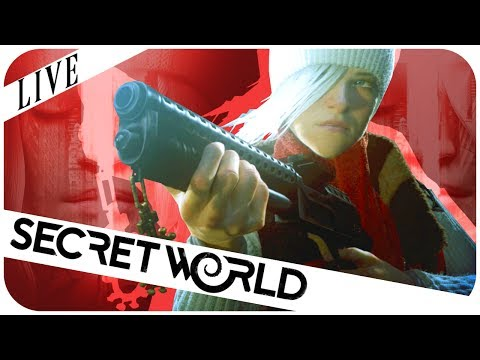 MOST SUPERNATURAL MMO EVER! - Secret World Legends Livestream (PC)