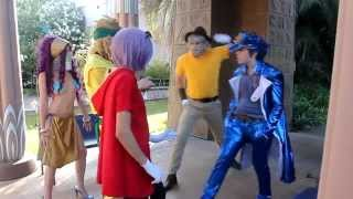 Jojo Like An Egyptian - Fanime 2014 CMV