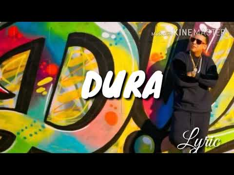 Daddy Yankee - Dura (Lyric Video)
