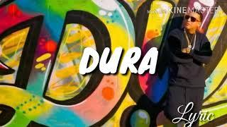 Download Daddy Yankee - Dura (Lyric video) Mp3