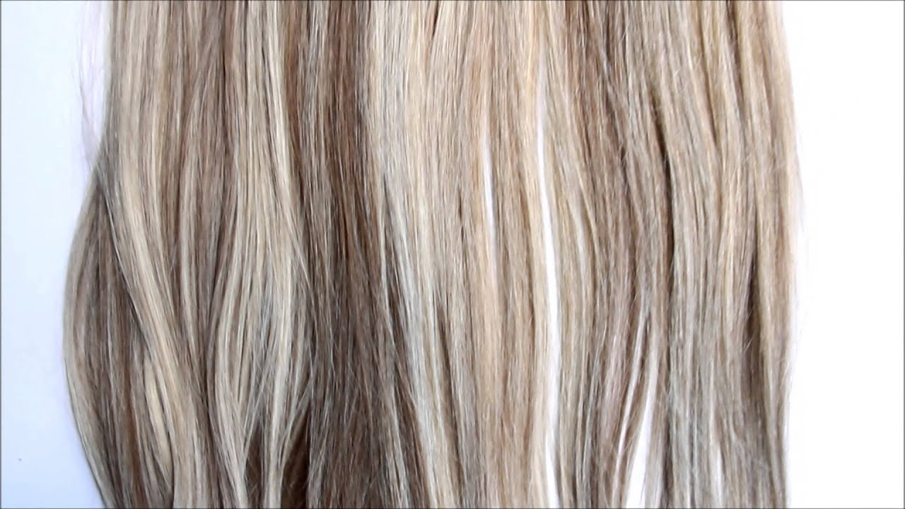 Headkandy Bobby Glam Toasted Highlights Hair Extensions Review Quad