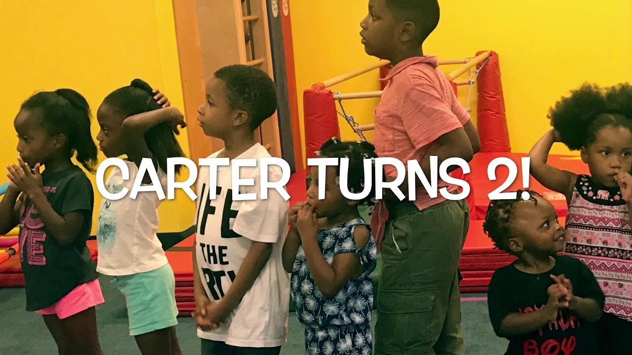 Carters 2nd Birthday