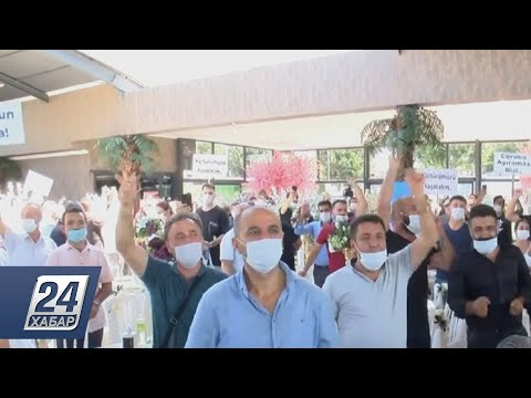 Очередную вспышку коронавируса переживает Турция