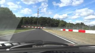 Nürburgring Touristenfahrten 17.8.2013 Kadett GSi 16V