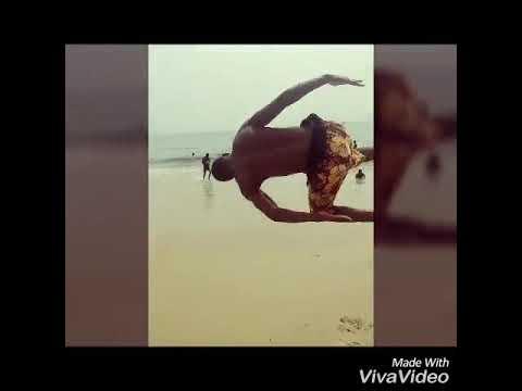 Sierra Leone best flip on ground untouchable dancers