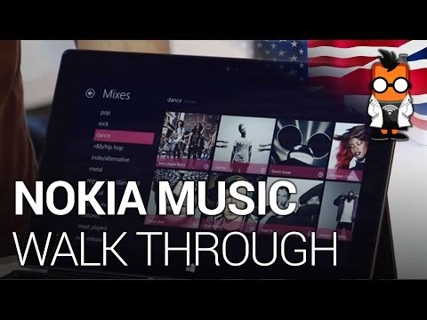 Nokia Music Application Walk Through