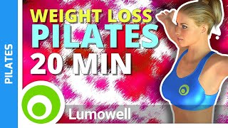 Pilates for Weight Loss. Do This Workout Every Morning To Transform Your Body