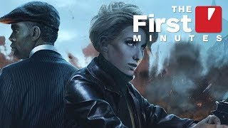 The First 15 Minutes of Phantom Doctrine Gameplay