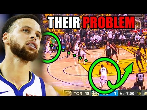 The REAL Reason Why The Warriors LOST To The Raptors W/O Klay Thompson (Ft NBA Finals, Curry, Space)