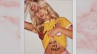 Zara Larsson - Ain't My Fault (HQ Audio)