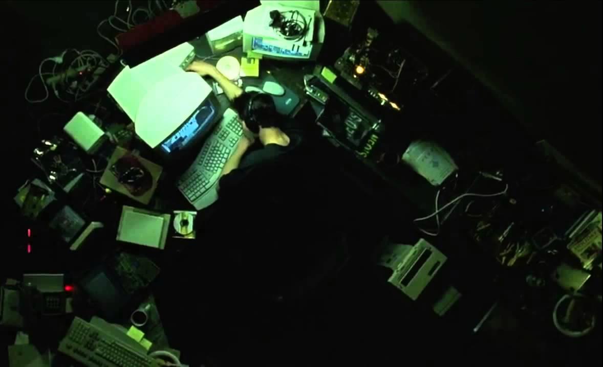 White Room In The Matrix