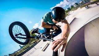 GoPro HERO 4 - BMX Perspectives with Stefan Lantschner | 4K