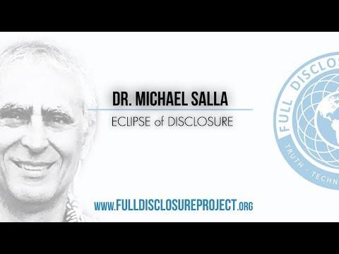 Dr. Michael Salla - Eclipse of Disclosure - Secret Space Programs