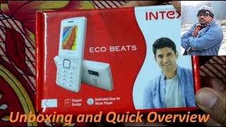 Intex Eco Beats Unboxing and Quick Overview