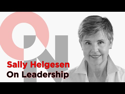 Leverage Your Relationships | Sally Helgesen | FranklinCovey clip
