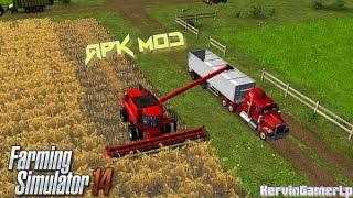 Farming Simulator 14 V1.4.3 Apk Mod (Gameplay) | Android