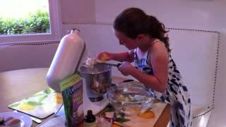 Alex's Amazingly Refreshing Lemonade Frosting Ngyc2011