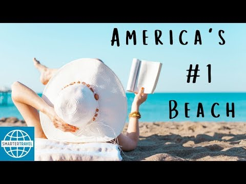 This is America's Favorite Beach: Clearwater Beach, Florida
