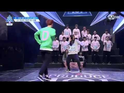 [MGL SUB] Produce 101 Season 2 DANCE BATTLE (2/2)