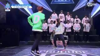 [MGL SUB] Produce 101 Season 2 DANCE BATTLE (2/2)