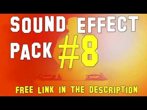 Well Sound Effects Pack # 8 - 2018 Sound Effect Radio - Original SFX, Best Of Vocals