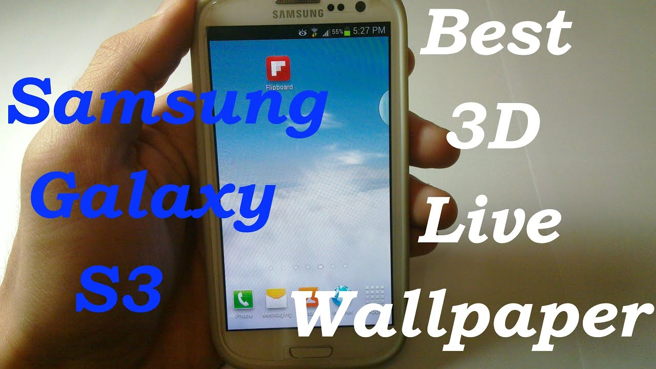 Best 3d Live Wallpaper Galaxy S4 S3 Htc One One X Youtube