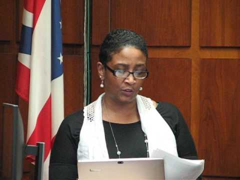 """MVI 2387 - East Cleveland OH """"FAKE"""" City Council Meeting - 4/18/2017"""