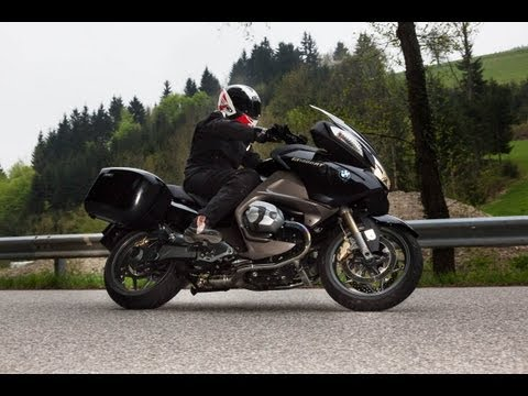 Sporttourer-Vergleich | BMW R 1200 RT | Test 2013