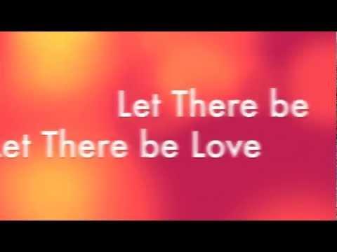 Christina Aguilera - Let there be Love Lyrics