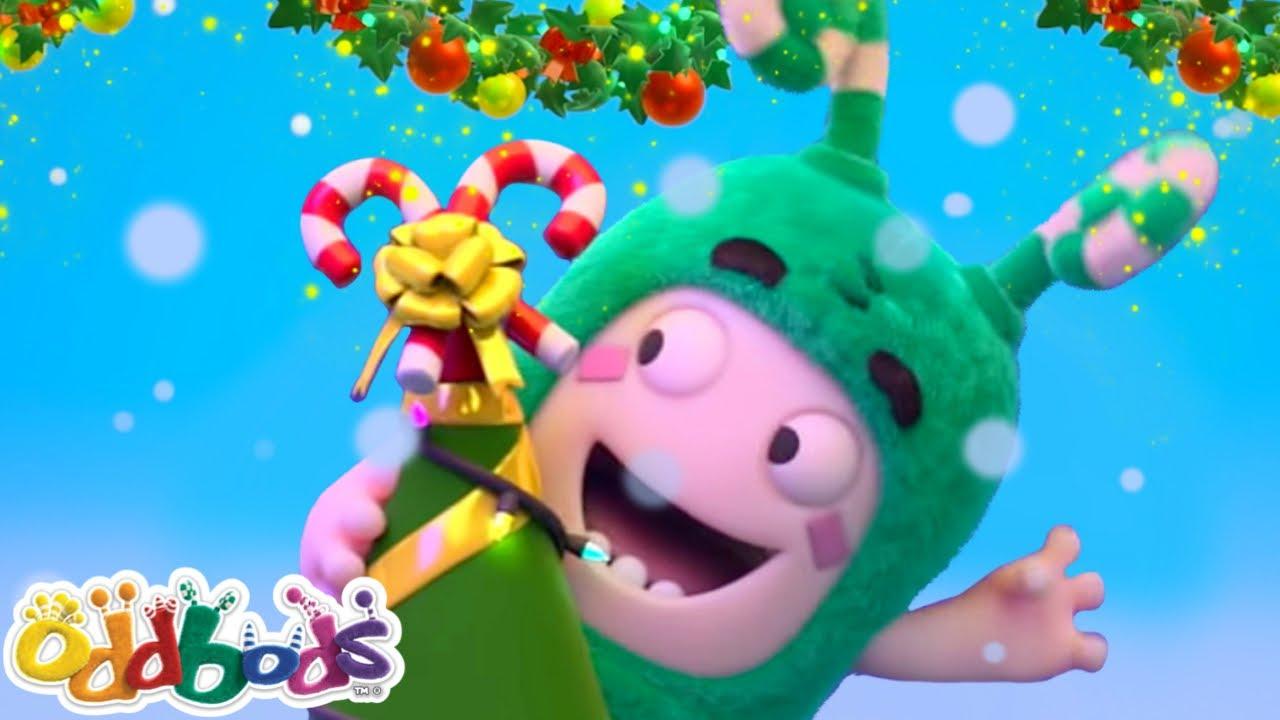 Christmas In July With Oddbods | Kids Cartoon