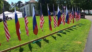 Саммит Россия-США: тема номер один во всем мире.